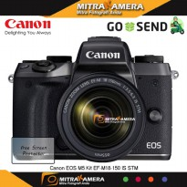 Canon EOS M5 Kit EF-M18-150 IS STM
