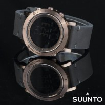 SUUNTO SU017 BLACK RING ROSEGOLD