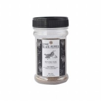 House Of Organix Ground Black Pepper ( Lada Hitam Halus ) 60 Gr