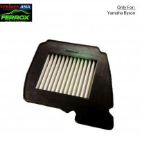Ferrox Air Filter for Yamaha Byson HM-8103
