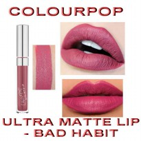 Colourpop Ultra Matte Lip Bad Habit