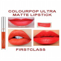Colourpop Ultra Matte Lip First Class
