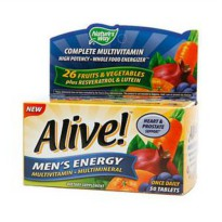 [macyskorea] Natures Way Alive Mens Energy Multivitamin, Tablets/5891270