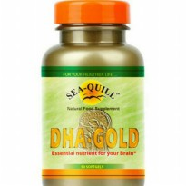 Sea-Quill DHA-GOLD (50CAPSULES)