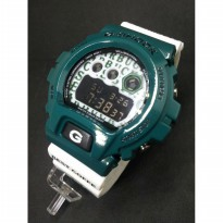 G-SHOCK GS2069 WHITE GREEN + BOX EXCLUSIVE