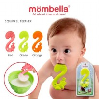 Mombella Squirrel Soothing Teether