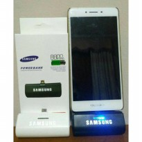 Powerbank OTG SAMSUNG 8800mAh GLX-015 / Power Bank Mini 8800 mAh
