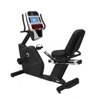 Sole  R72 Recumbent Bike - Hitam