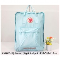 Tas Ransel Kanken Fjallraven Backpack Big - 11