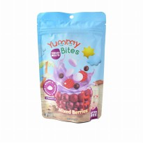 Yummy Bites Yogurt Melt Mixed Berries 20 Gr