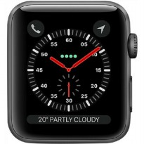 Apple Watch -iWatch Series 3 GPS 42mm Space Gray-Original