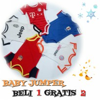 Jumper Bola Baby Mix 3in1