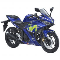 Motor Yamaha R25 All New Movistar 2018 Kredit - JABODETABEK