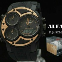 ALFA AL880047 BLACK LIST ROSEGOLD ORIGINAL