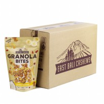 East Bali Cashews Granola Bites Coconut Banana 125gr x 10 Pcs