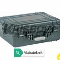 PROTECTIVE CASE KRISBOW 524X428X206 MM BLACK SKU 10178668