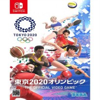 Tokyo 2020 Olympic Official Nintendo Switch Game