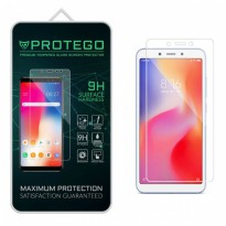 Protego Xiaomi Redmi 6 Tempered Glass Screen Protector