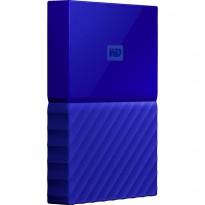 WD My Passport Thin 2TB Blue