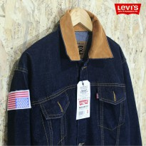 Jaket Denim Dilan Blue Garment