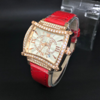 HERMESS HM059 RED ROSEGOLD A