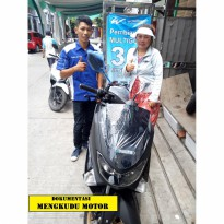 YAMAHA NMAX 155 ABS ALL NEW 2018 Kredit Motor - Jabodetabek