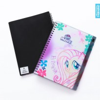 My Little Pony A5 Note Book - Adinata / Buku Memo / Buku Tulis