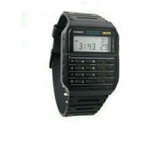 Jam Tangan Calculator Casio Original CA-53 Bergaramsi resmi
