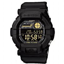 Limited !!! Jam Tangan Sports Casio G-Shock Digital GD-350-1B Original