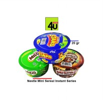 Nestle Mini Sereal Combo Series - Milo / Honey Stars / Koko Krunch