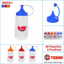 Botol Kecap / Saos Refill 500ml IDEAL 500AA1