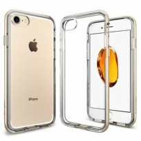 Spigen iPhone 7 / iPhone 8 Case Neo Hybrid Crystal Champagne Gold