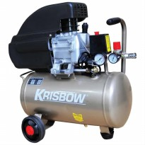 COMPRESSOR 2HP 24L 8BAR 1PH DIRECT DRIVEN KRISBOW KW1300924