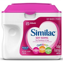[poledit] Similac Sensitive Isomil Soy Powder, 23.2 Ounce (R1)/13276839