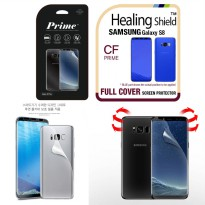 Healing Shield Prime Full Curved Screen Protector Samsung Galaxy S8