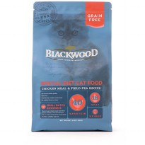 BLACKWOOD CHICKEN MEAL AND FIELD PEA RECIPE 1,8KG / BLACKWOOD KITTEN AND ADULT