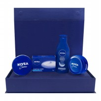 Nivea Blue X Kamala Jewelry Package