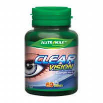 Nutrimax New Clear Vision With Eyebright 60's