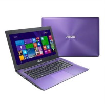 Asus X453MA Ungu Windows 10 64 bit