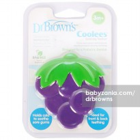 Dr. Browns Soothing Coolees Teether - Grape