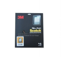3M Scotch Screen Protector Premium LCD Protection Film For Ipad 2/3