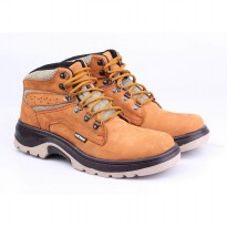 Catenzo Sepatu Hiking Gunung Boots Adventue LI053