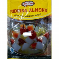 Mr Food Serbuk Pudding / Instant Mix Puding Almond