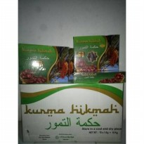 Kurma Date Crown Khalas Thermo 1kg