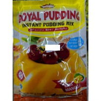 Mr Food Serbuk Pudding / Instant Mix Puding Mangga / Mango