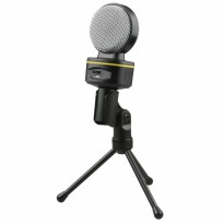 Mic / Microphone Condenser with Stand - SF930 - Microphone PC / Laptop for Gaming