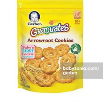 Gerber Arrowroot Cookies 156g