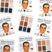 The Balm Meet Matt(e) ADOR Eyeshadow Palette