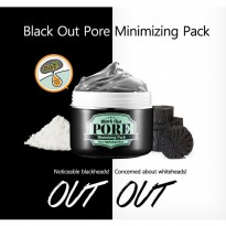 SECRET KEY Black Out Pore Minimizing Pack 100g