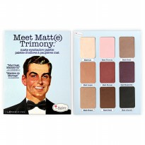 The Balm Meet Matt(e) Trimony Matte Eyeshadow Palette